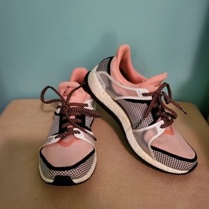 Women's Adidas Pure Boost X Sneakers